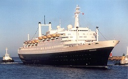 Flash Back to Holland America's Rotterdam 1959