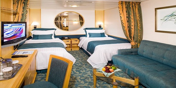 Inside Stateroom - Adventure of the Seas