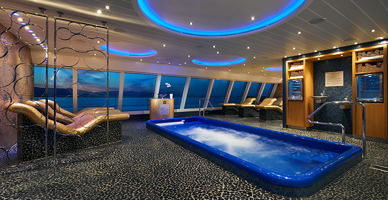 Cloud9 Spa Carnival Horizon Carnival Cruises
