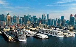 Cruises From New York and New Jersey