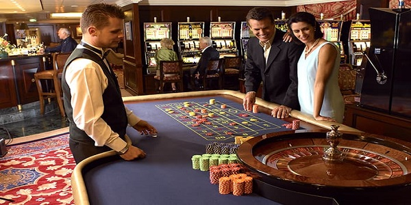 Casino Onboard the Insignia