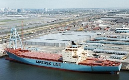 Maersk 45 Years Of Full Container Shipping