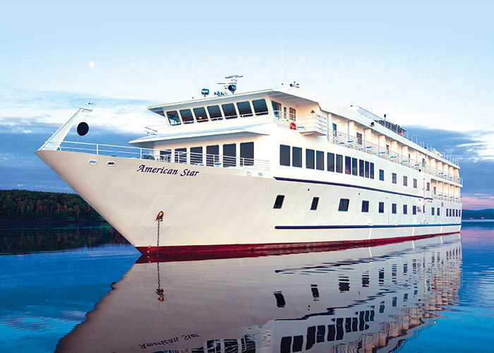 American Cruise Line reveals 2021 Hudson River Fall Foliage Cruises