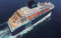 Celebrity Cruises ex Zenith May be Heading to Scrappers after the Bankruptcy of Pullmantur