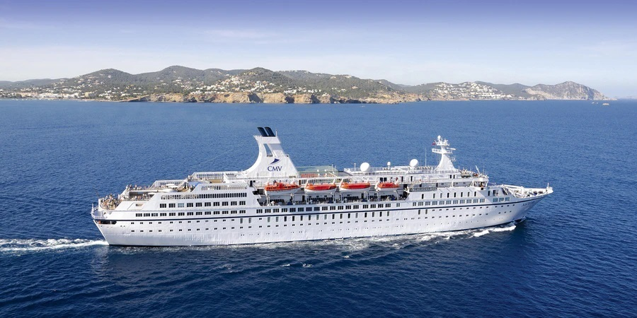 Astor of Astor Cruises and Cruise and Maritime Voyages is Scrapped in Turkey