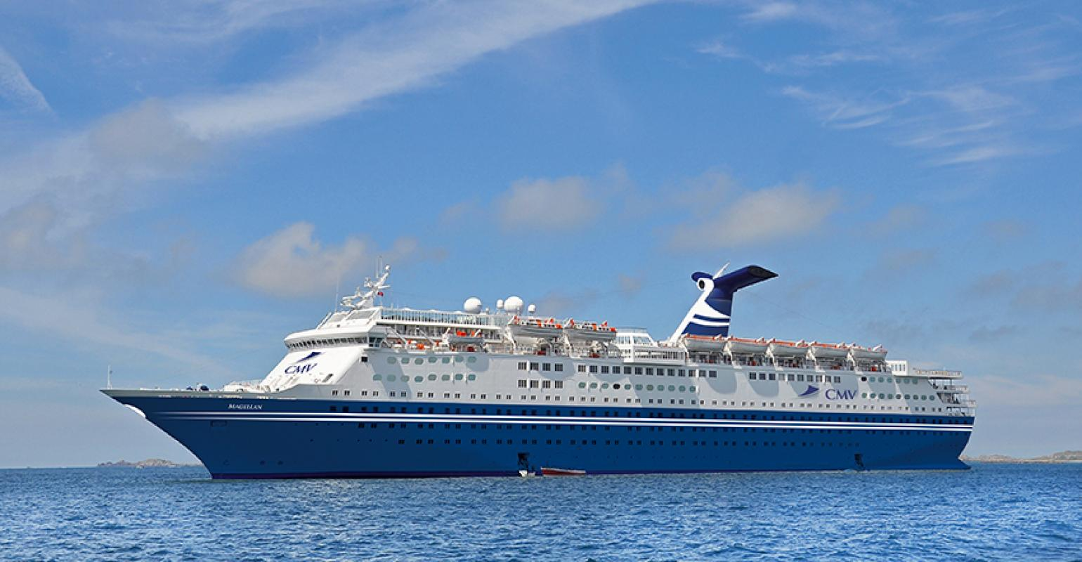 Cruise and Maritime Voyages Magellan