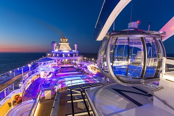 Onboard Amentities Cruise ships news