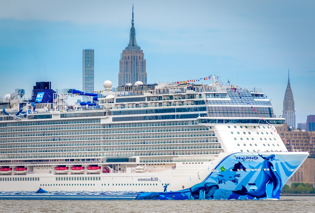 No Cruise Ships In New York