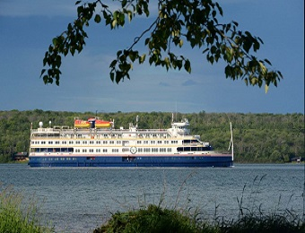 Small Ship Cruising From New York on American Cruise Lines or Blount Adventure Cruises